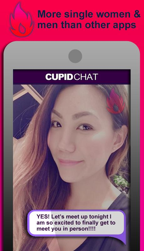 Cupid Chat Adult Hookup Dating poster Cupid Chat Adult Hookup Dating apk  screenshot ...