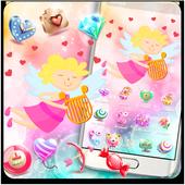 Cupid Venus Angel Sweet Love Theme icon