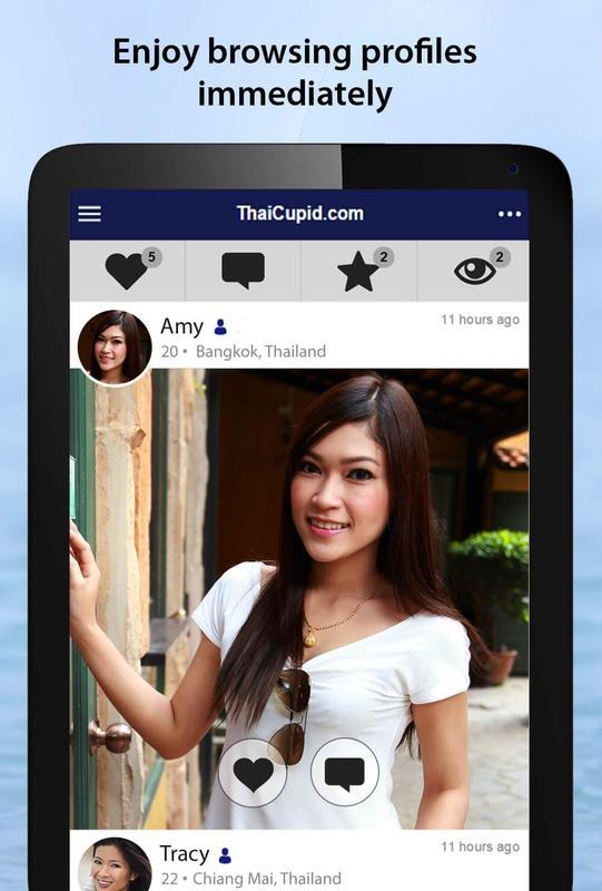 Thailand dating app