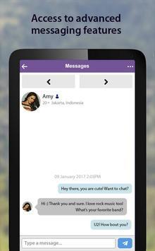 Indonesischer Dating-Chat