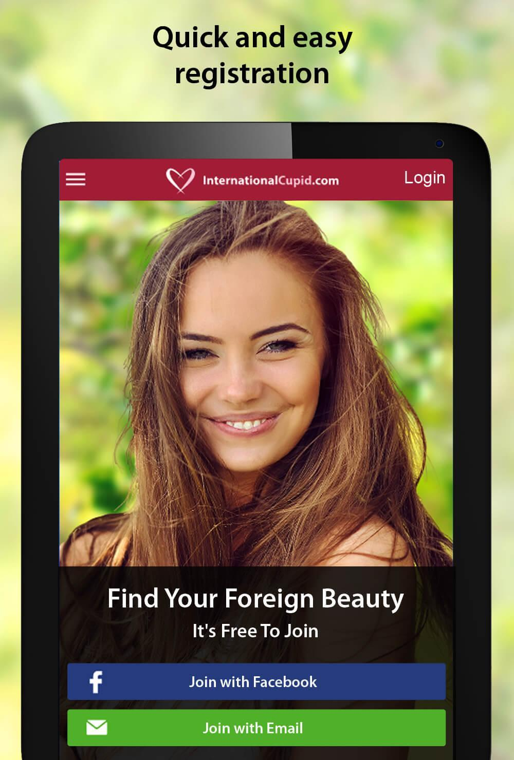 InternationalCupid for Android - APK Download