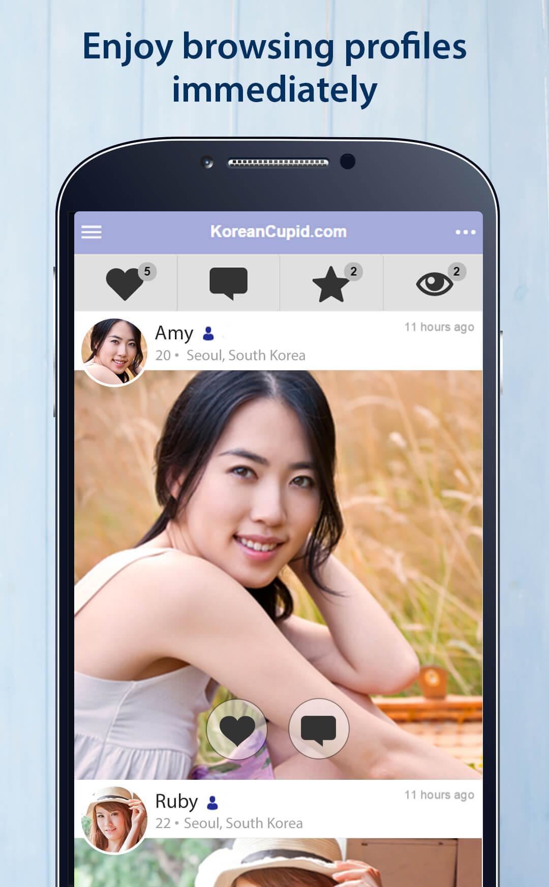 Online-Dating Singles Website