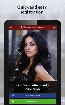 LatinAmericanCupid captura de pantalla 8