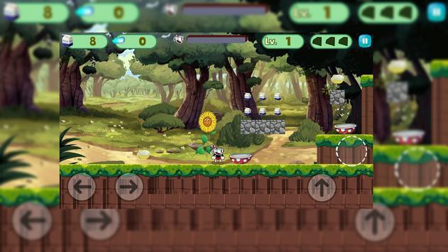 Amazing Cup Adventure Head screenshot 3
