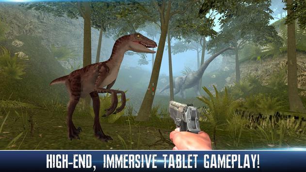 DINOSAUR HUNTER CHALLENGE: 2018 DINO HUNTING GAMES apk screenshot