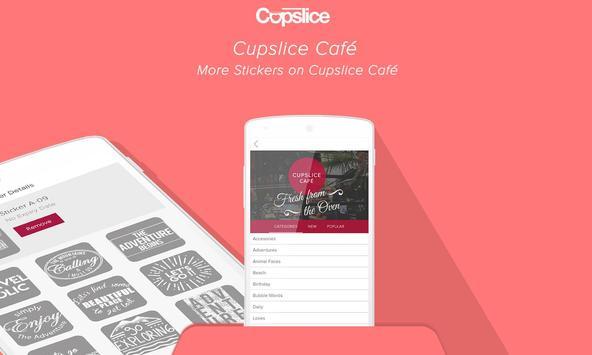 Cupslice Photo Editor apk screenshot