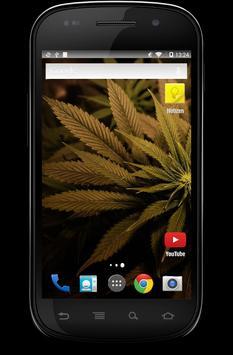 Hemp Cannabis Wallpaper apk screenshot