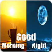 Good Morning Status Good Night Status icon
