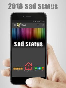 Sad Status poster
