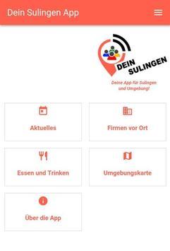 Dein Sulingen App poster