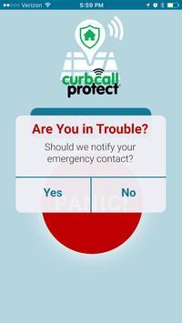CurbCall Protect apk screenshot