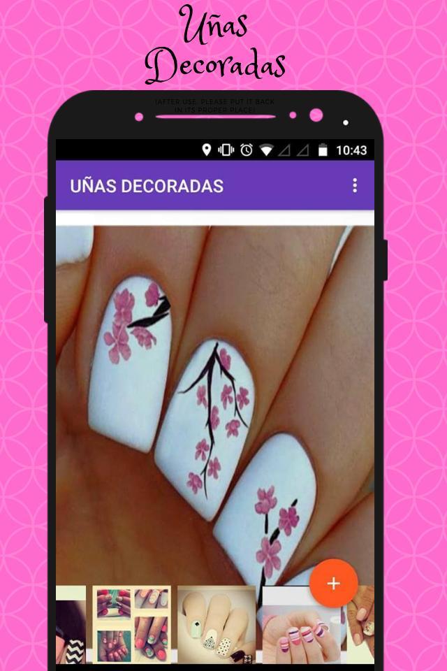 Uñas Decoradas Faciles Y Creativas For Android Apk Download