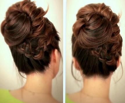 Curly Hairstyles apk screenshot