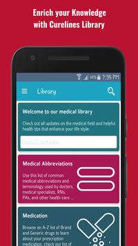 Curelines - Ask A Doctor apk screenshot