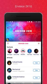 Envision 2K18 poster