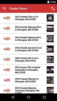 Curry Honda Chicopee DealerApp screenshot 2