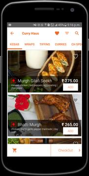 CurryCompany–Order Food Online screenshot 2