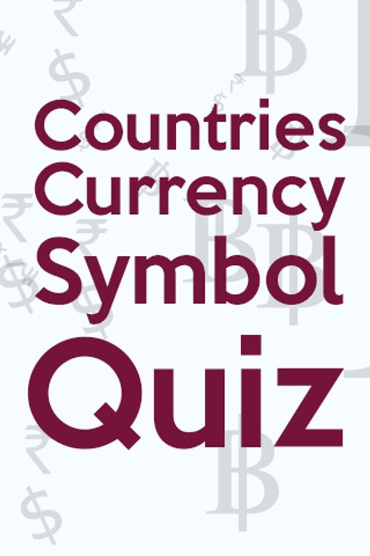 Country Currency Quiz For Android Apk Download