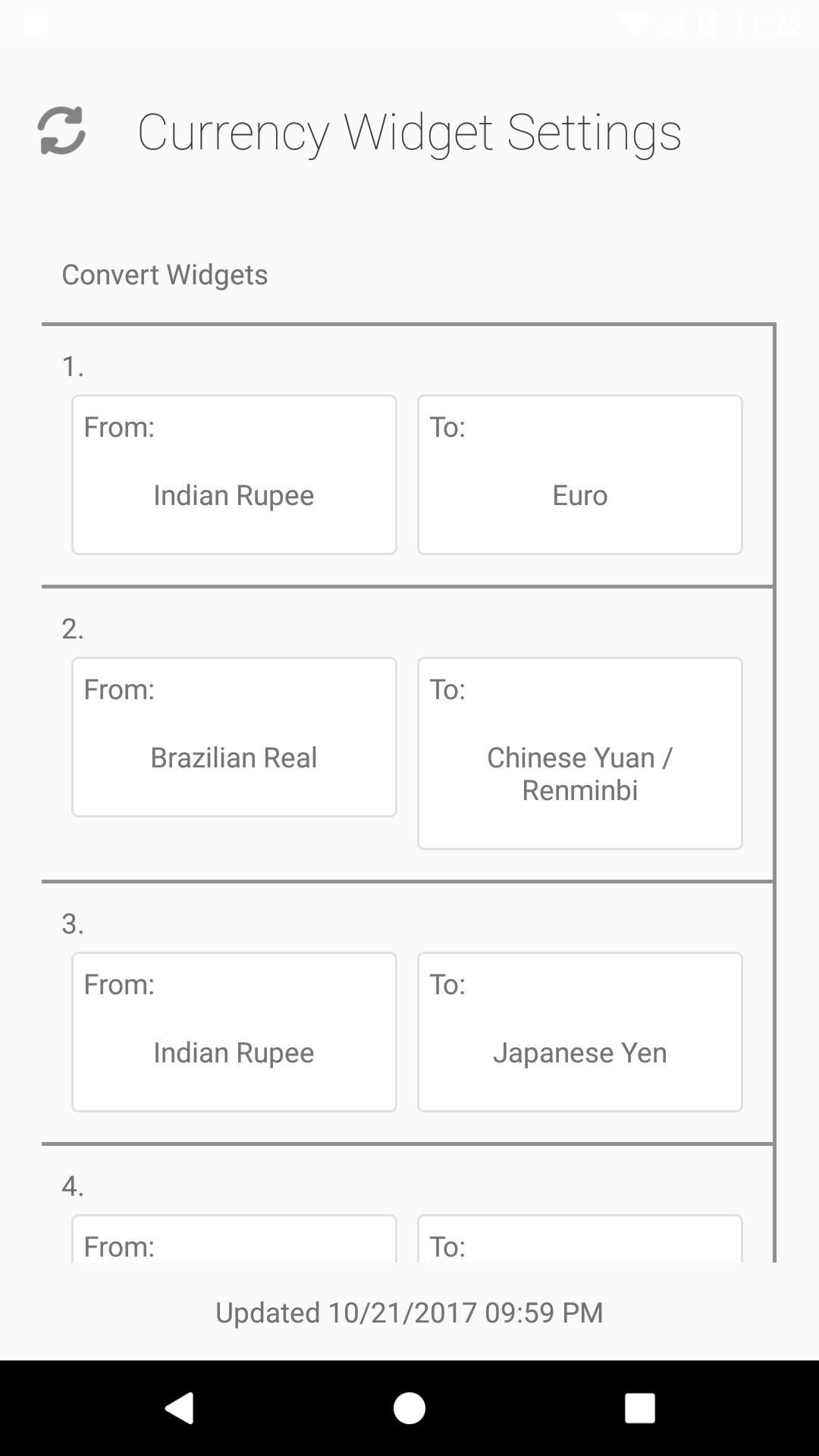 Currency Calculator Deluxe for Android - APK Download
