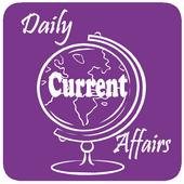 Current Affairs & GK Quiz App icon