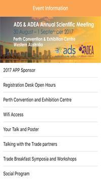 ADS ADEA 2017 poster