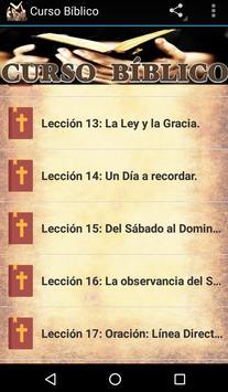 Bible Course apk screenshot