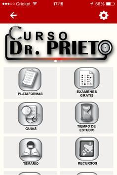 Curso Dr. Prieto poster