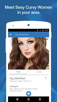 BBW Dating & BBW Chat - Curvy apk screenshot