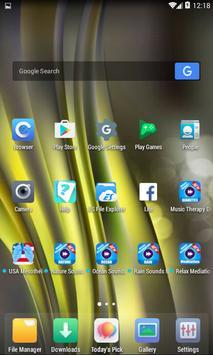 Curve Live Wallpapers apk screenshot