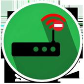 برنامج التحكم بالواي فاي PRANK icon