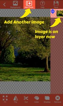 Photo Layer : Cut Paste Erase capture d'écran 2