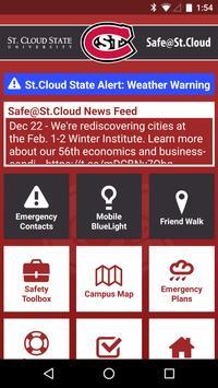 Safe@St.Cloud poster