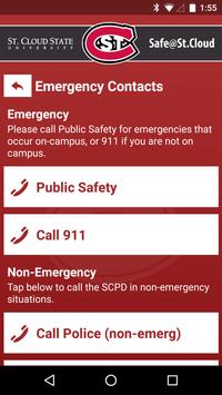 Safe@St.Cloud screenshot 2