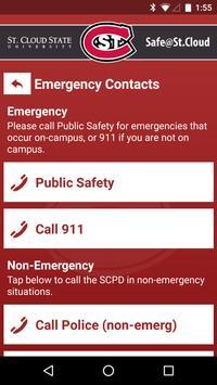 Safe@St.Cloud apk screenshot