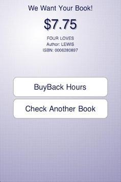 Sell Books Laurier University apk screenshot