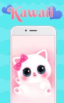 cute wallpapers ♫ kawaii poster