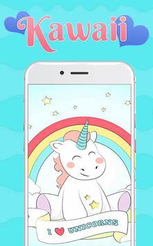 cute wallpapers ♫ kawaii screenshot 2