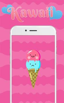 cute wallpapers ♫ kawaii screenshot 5