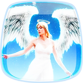Angels Live Wallpaper icon