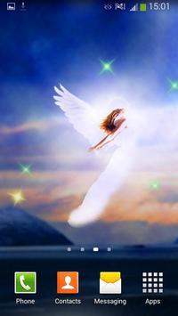 Angels Live Wallpaper screenshot 6