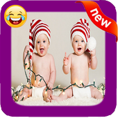 Baby Christmas Wallpapers icon