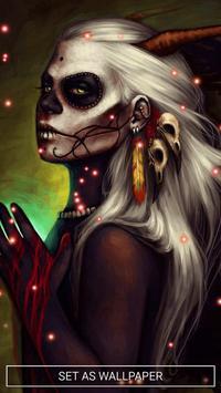 Demon Live Wallpaper HD Poster