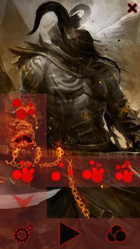 Demon Live Wallpaper HD Poster Screenshot 1