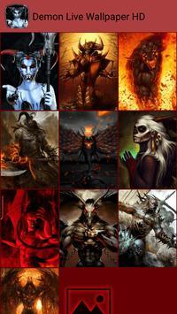 Demon Live Wallpaper HD Screenshot 2