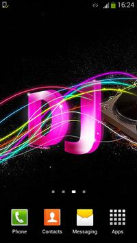 DJ Live Wallpaper screenshot 8