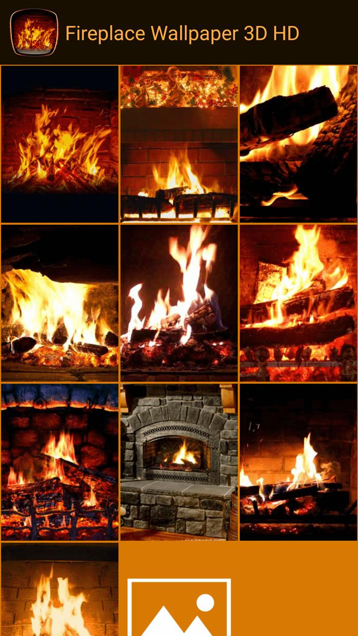 Superb Fireplace Wallpaper 3D Hd For Android Apk Download Download Free Architecture Designs Lukepmadebymaigaardcom