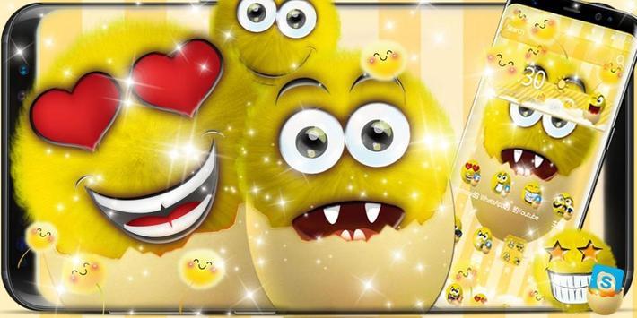 Cute Smile Emoji apk screenshot