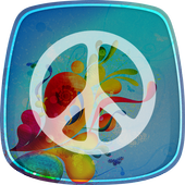 Peace Signs Live Wallpaper icon