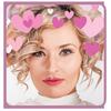 Heart Crown Photo Editor icon