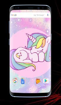 Cute Unicorn Wallpaper screenshot 5